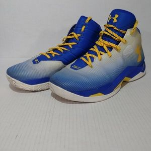 Under Armour Steph Curry 2.5 Golden States sz 12